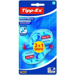 Tipp Ex Pocket Mouse 2+1
