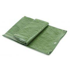 Dekzeil - blauw/groen - basic - 2 x 4m