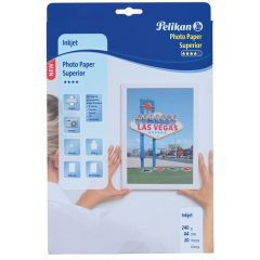 Pelikan Photo Paper Super 240Gr 20Bl A4