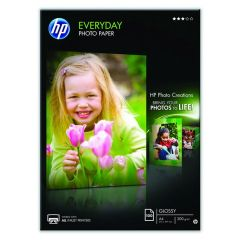 Hp Fotopapier Everyday 100V 200Gr A4