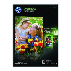 Hp Fotopapier Everyday 25V 200Gr A4
