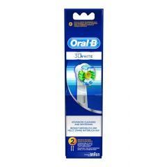 Oral B Refill Eb18-2 Pro White