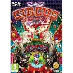 Cdrg Circus World