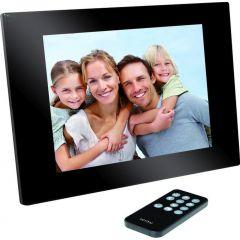 Icidu Digital Photo Frame 8 Led Black