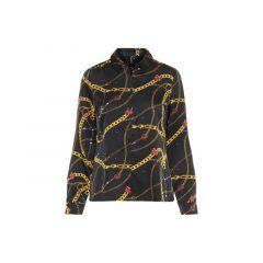 Vero Moda 1812 Vmchain Ls Shirt Fx Pristine Chain Xs