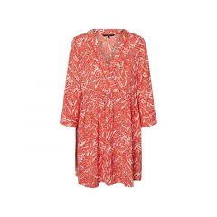 Vero Moda 1902 Vmmary 3/4 Short Dress Lcs