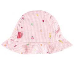 Noppies Z19 G Hat Shelby Aop Sachet Pink 0M-3M