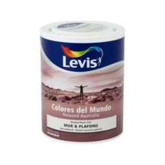 Levis Colores del Mundo Mur & Plafond Relaxed Mood Mat 1L