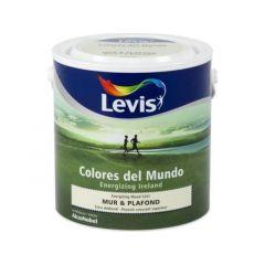 Levis Colores del Mundo Mur & Plafond Energizing Mood Mat 2,5L