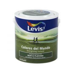 Levis Colores del Mundo Mur & Plafond Energizing Shamrock Mat 2,5L
