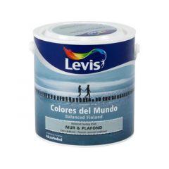 Levis Colores del Mundo Mur & Plafond Balanced Feeling Mat 2,5L