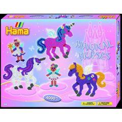 Hama Gift Box 4000 Magical Horses