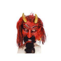 Belgium Masker Duivel + Horens