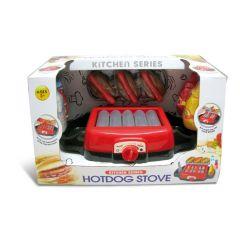 Hotdog oven werkend