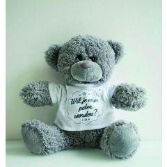 Bear Grey - Wil Jij Mijn Peter Worden?