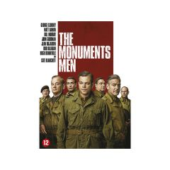 Dvd The Monuments Men