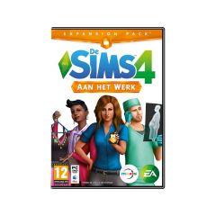 Dvdg Sims 4 Aan Het Werk