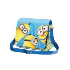 Minions H Flap Bag Party