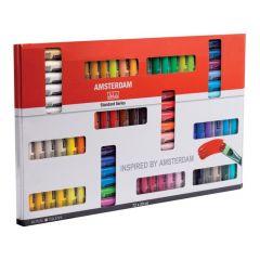 Amsterdam Acryl Set 72 Stuks 20Ml