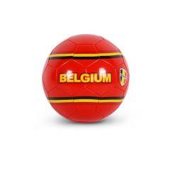 Voetbal Belgie 320Gr Rood
