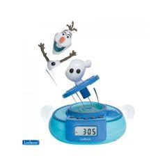 Frozen Lexibook Rl985Fz Clock Radio Fm+Jumping Effects