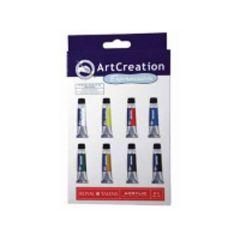 Talens Artcreation Acrylset 8X12Ml
