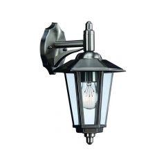 Galveston Wall Lantern Inox 1X60W 230V