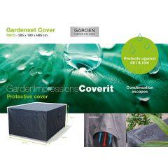 Coverit Tuinsethoes 305X190Xh85Cm