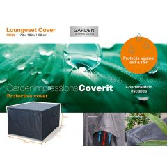 Coverit Loungeset Hoes 170X100Xh60Cm