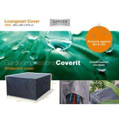 Coverit Loungeset Hoes 305X305Xh70Cm