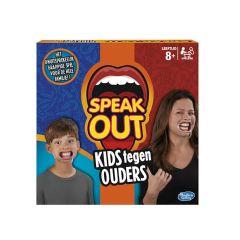Spel Speak Out Kinderen Vs Ouders