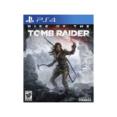 PS4 Rise Of The Tomb Raider 20YC