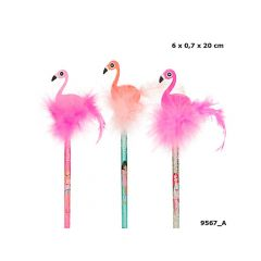 Topmodel Potloden Flamingo