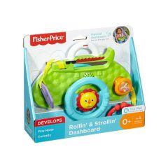 Fisher Price Car Dashboard