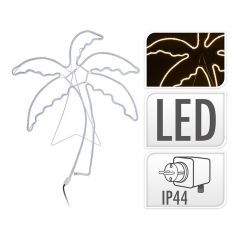 Verlichting Led Wit Palmboom