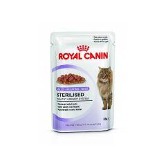 Royal Canin Cat Sterilized Wet 85G X 4 X 12