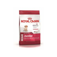 Royal Canin Dog Shn Medium Junior 4Kg