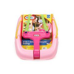 Lt 2-In-1 Snug 'N Secure Swing 4Pk Pink