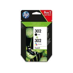 Hp Inktcartridge 302 4 Kleuren 165 Paginas