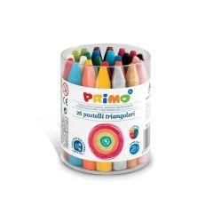Wax Crayons Driekantig 26 Stuks