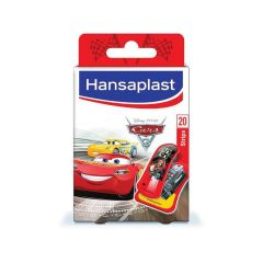 Hansaplast Cars - 20 Strips