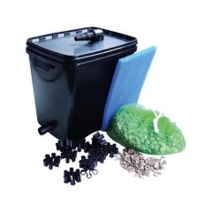 Filtrapure 4000 - Éenkamer-Filtersysteem - Uvc 9W