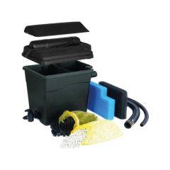 Filtraclear 8000 Basicset - Bio-Mechfiltersysteem Met 3 Kamers - Uvc 9W