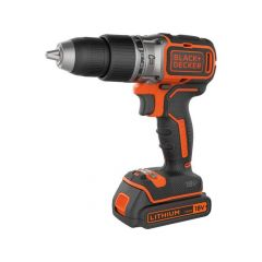 Black & Decker Brushless Klopboor 2.2Oah Koffer