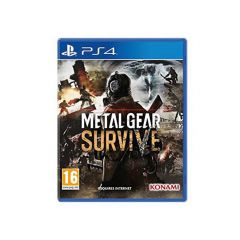 Ps 4 Metal Gear Survive