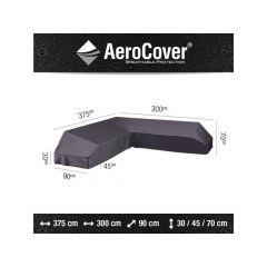 Aerocover Lounge Platform Hoes 375X300X90Xh30/45/70Cm Rechts