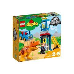 Lego 10880 Jurassic World T-Rex Toren