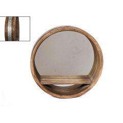Hamilton Mirror Rustic Charm