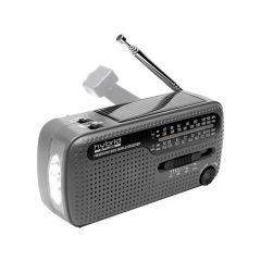 Muse Mh 07 Ds Hybridradio + Solar + Dynamo