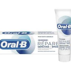 Oral B Tandp Gum Enamel Gentlewhite 75Ml